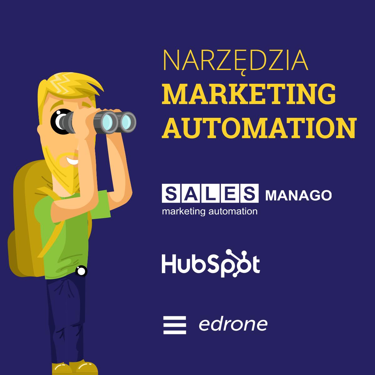 Enzo wyszukuje narzędzi do automatyzacji marketingu